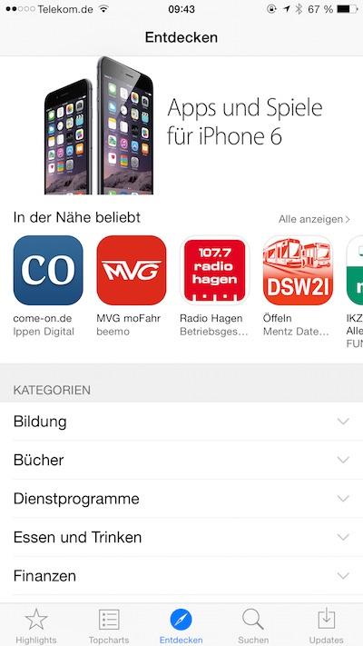 app_store_entdecken