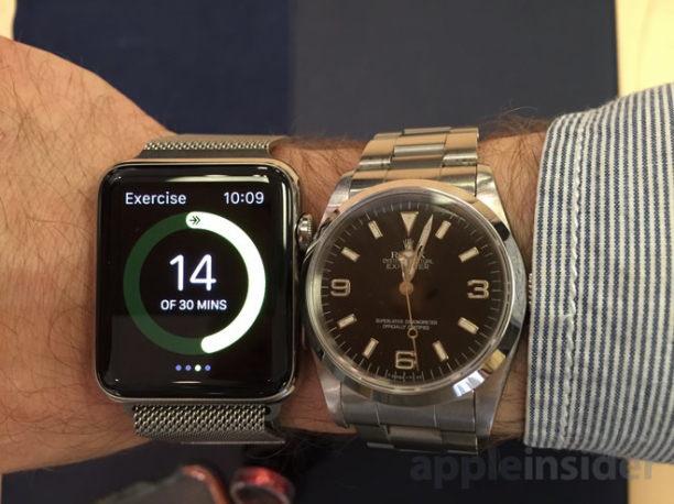 Gear S2 Iphone >> Apple Watch Anprobe verführt zum Kauf › Macerkopf