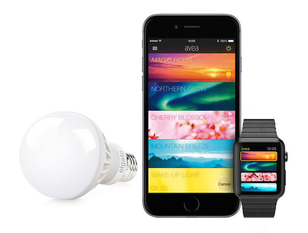 elgato avea app gesteuerte led jetzt mit der apple watch kompatibel macerkopf. Black Bedroom Furniture Sets. Home Design Ideas