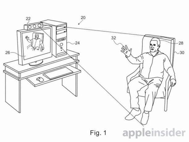 gestenerkennung patent