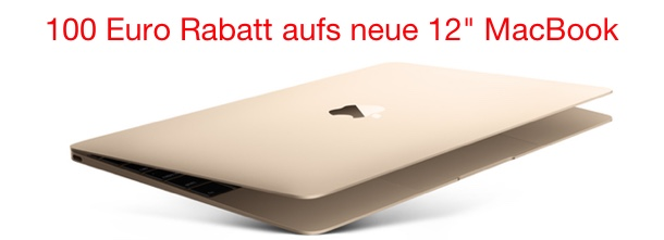 12 zoll macbook 100 euro rabatt 0 prozent finanzierung. Black Bedroom Furniture Sets. Home Design Ideas