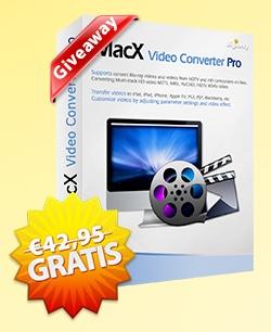 MacXDVD Giveaway