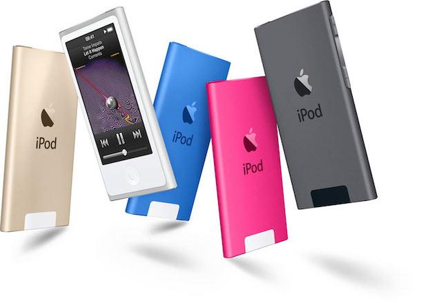 IPod nano und iPod shuffle sind tot