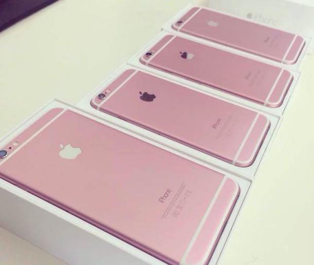 Fake? iPhone 6S zeigt sich in pink › Macerkopf