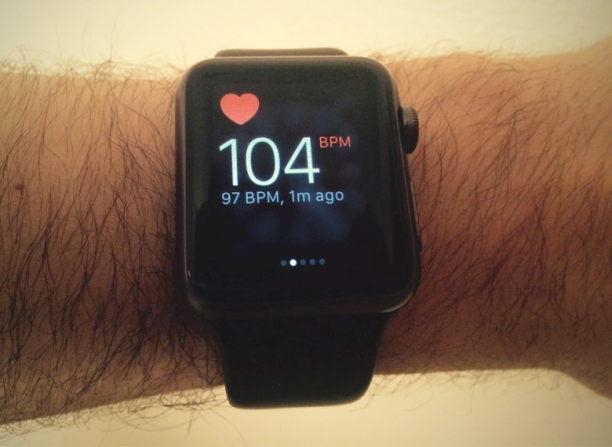 Apple-Watch-Herzfrequenzmonitor