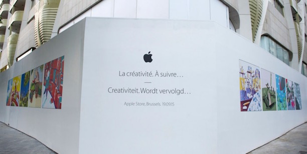 Apple_Store_Brüssel