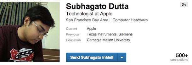 subhagato-dutta-apple