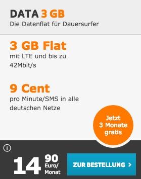 Data 3gb