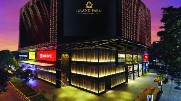 apple store singapur Knightsbridge