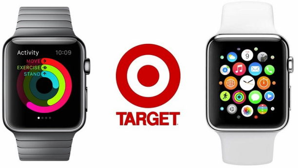 target apple watch