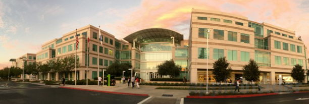 apple infinitive loop campus