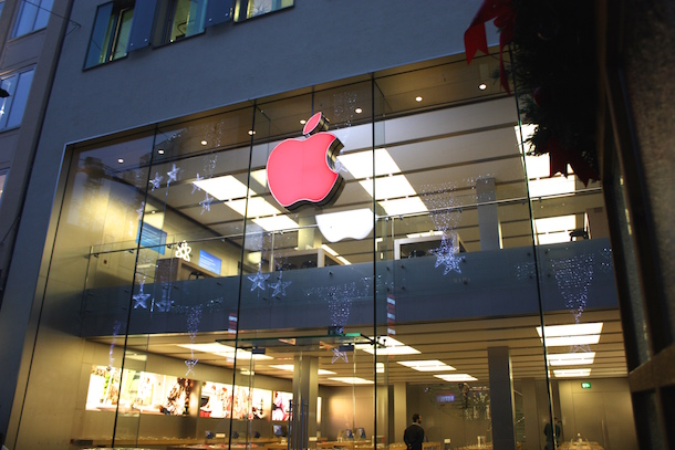 Apple Store Rosenstraße, München