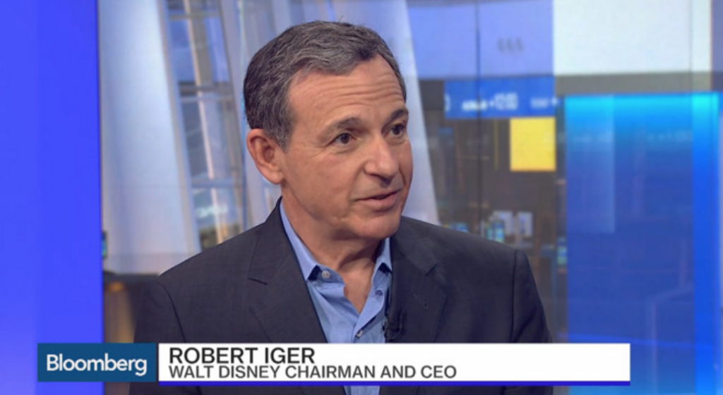 iger bloomberg