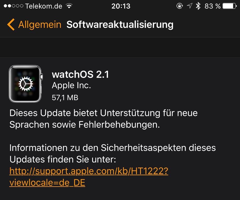 watchos21