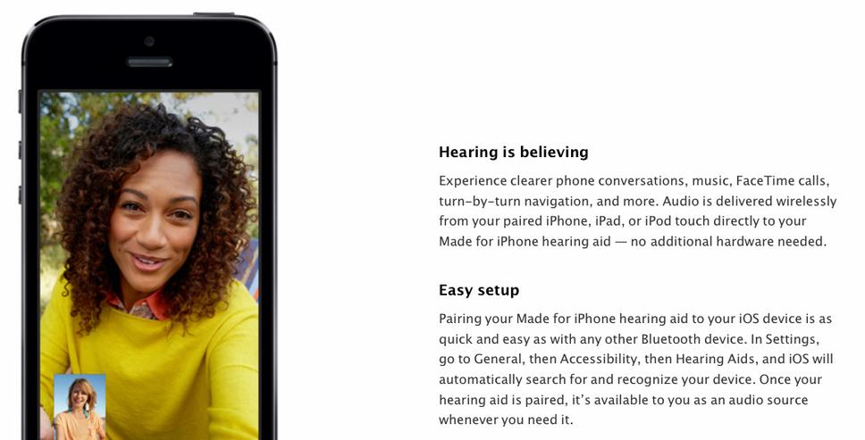 Apple beantragt Zertifizierung von Hörgeräten › Macerkopf