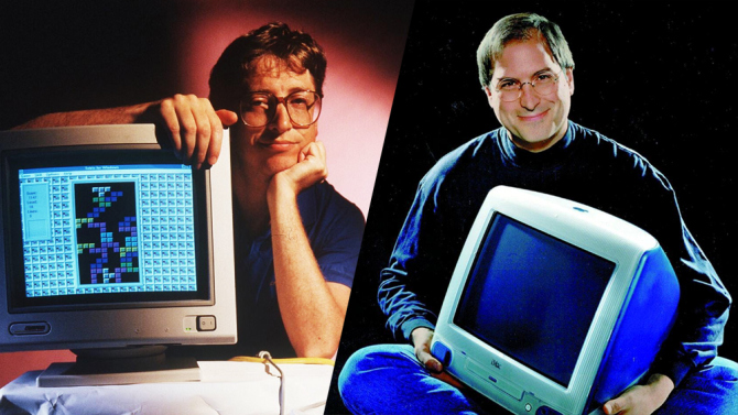bill-gates-steve-jobs-musical-nerds (quelle: shutterstock)