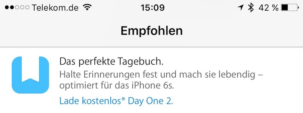day_one_2_kostenlos