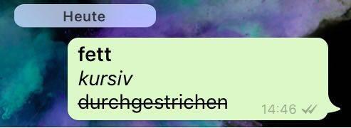 whatsapp_formatierung