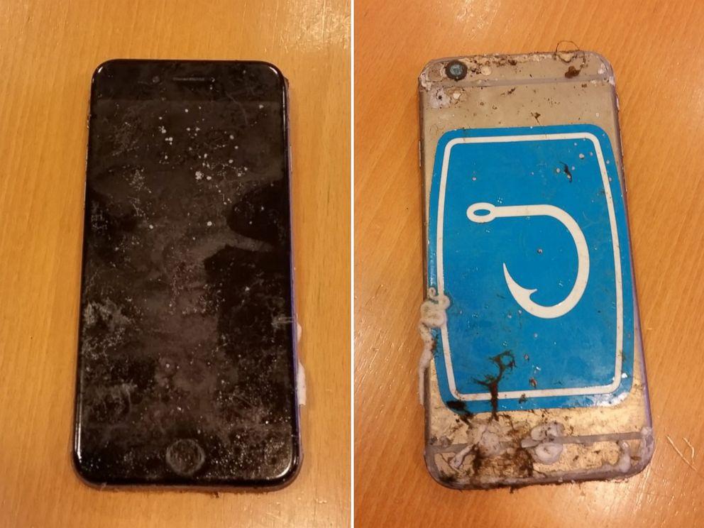 iphone beschädigt