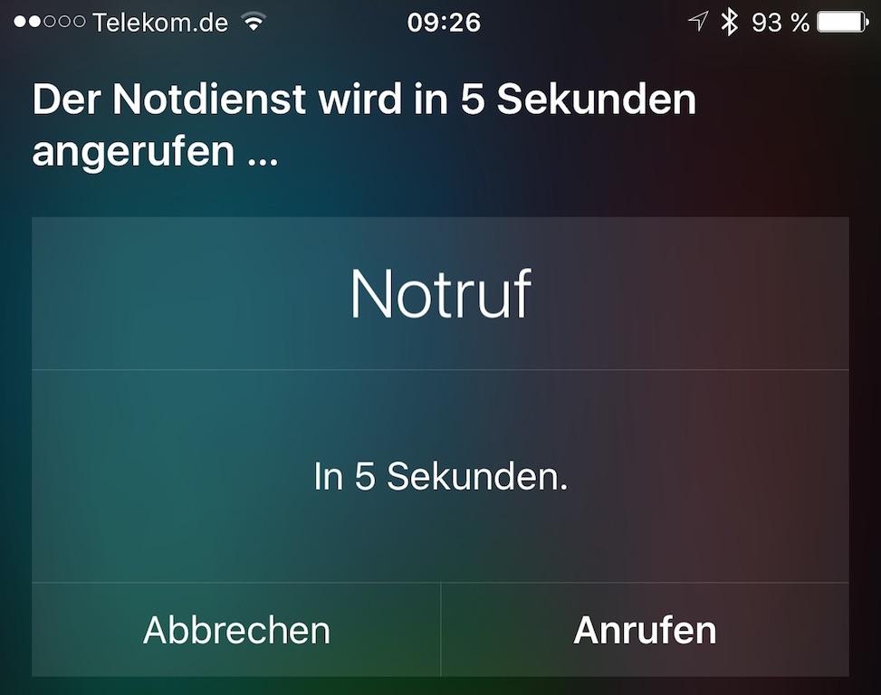 siri_notruf