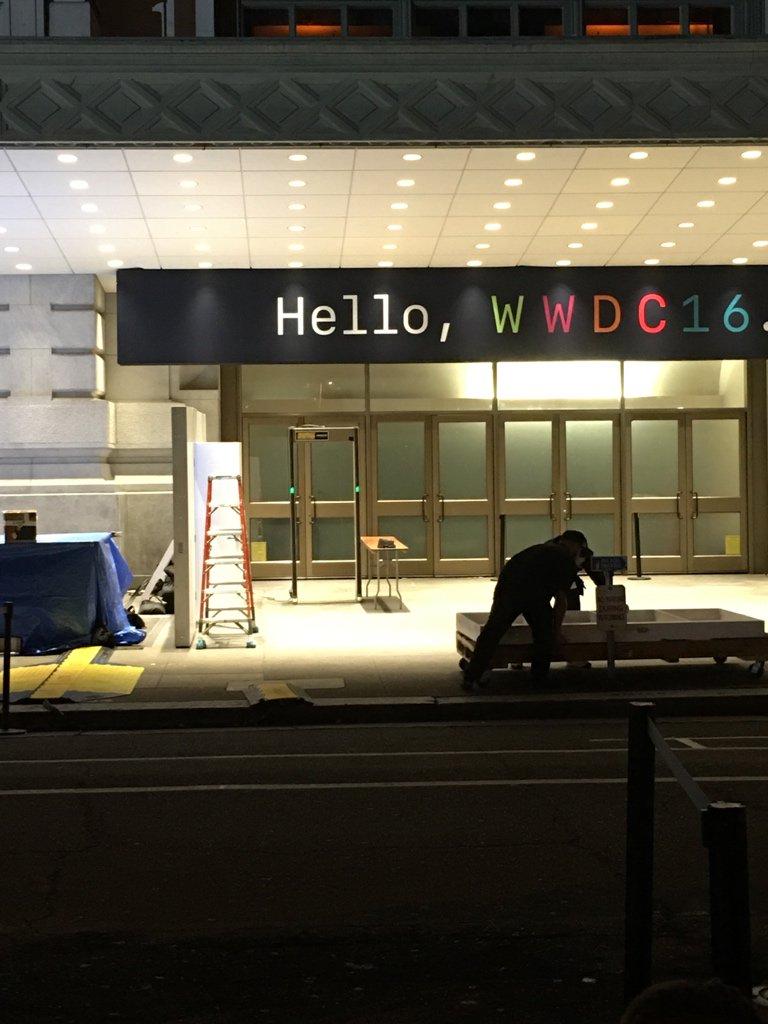 Apple Installiert Metall-Detektoren Zur WWDC › Macerkopf