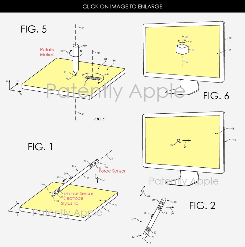 apple_penci_magic_trackpad