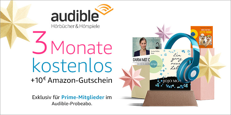gutschein audible