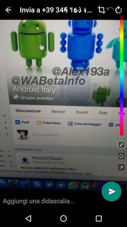 whatsapp_android_beta_zeichnen