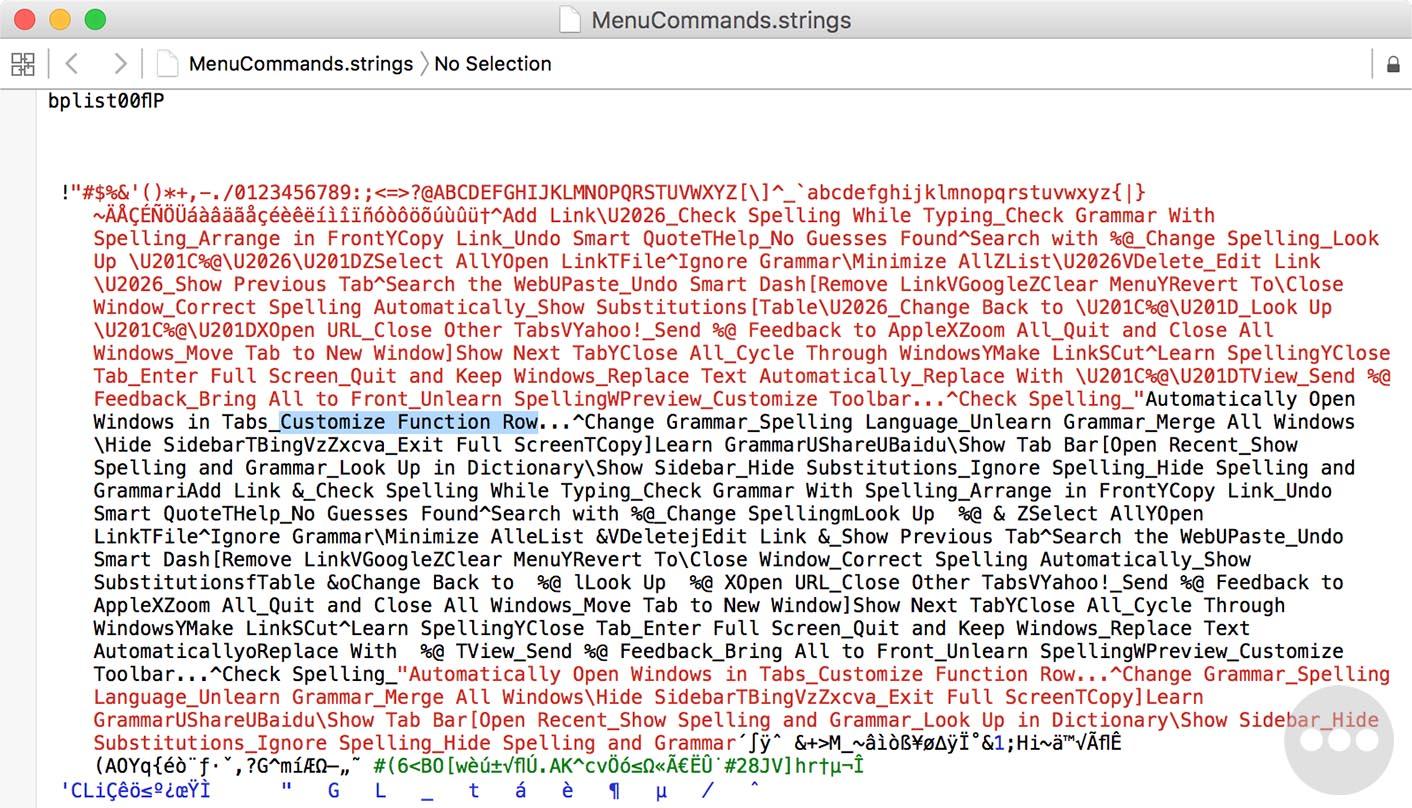 funktionsleiste_code