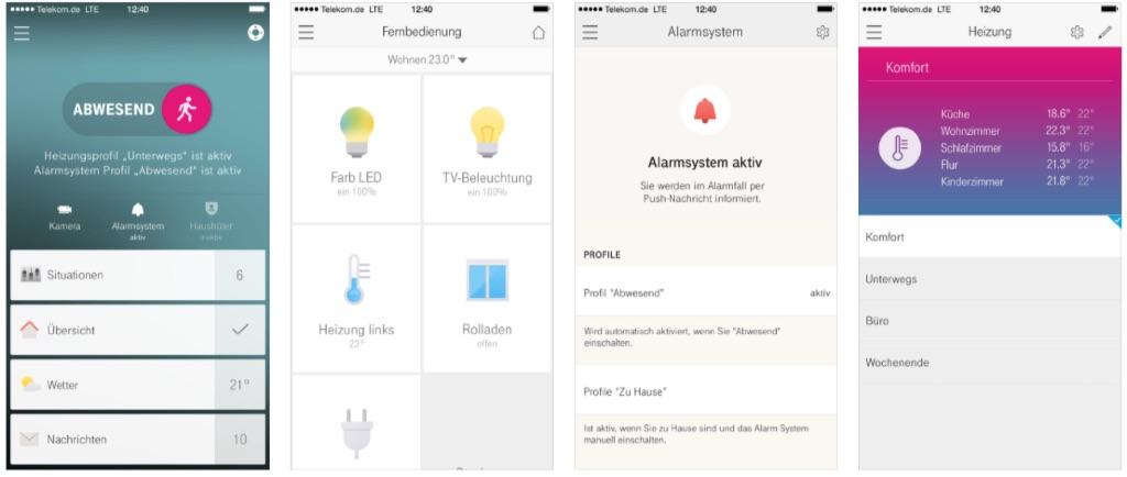 magenta smart home app update bringt sonos und netatmo. Black Bedroom Furniture Sets. Home Design Ideas