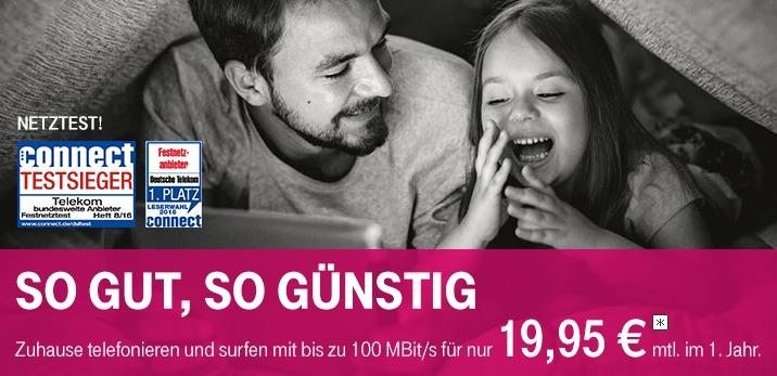 Zu Telekom Wechseln
