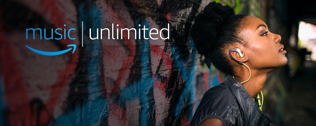 Amazon Music Unlimited In Den USA Gestartet