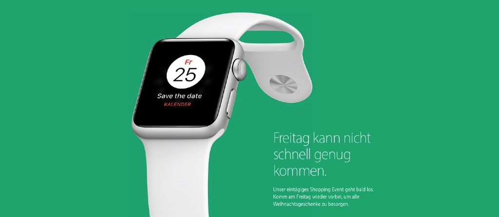 Black Friday 2016: Apple, MacTrade, Media Markt, Saturn