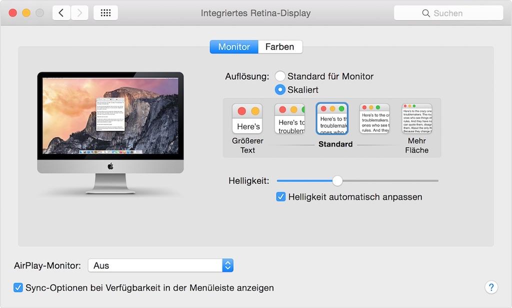 display_einstellungen