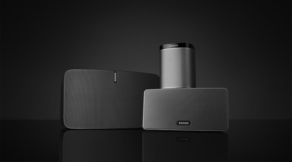 Sonos steigt ins Geschäft mit smarten Lautsprechern ein
