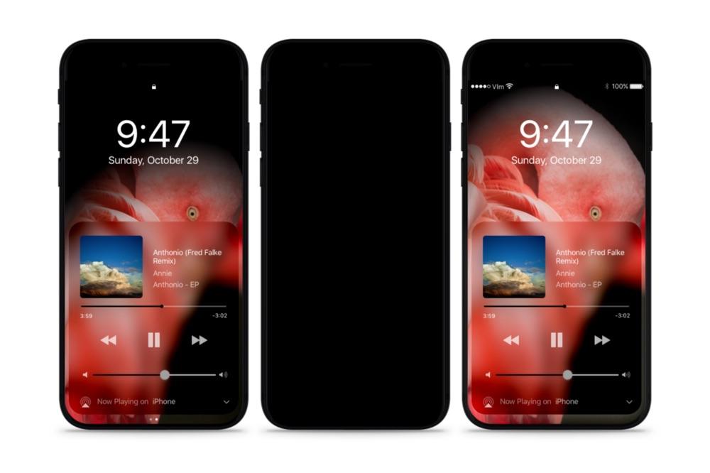Er Fuhrt Aus Dass Entwickler Um Ein Ganzheitliche Erlebnis Fur Das IPhone 8 Mit OLED Display Zu Bieten Die Weisse Farben In Ihren App Nicht Einfach