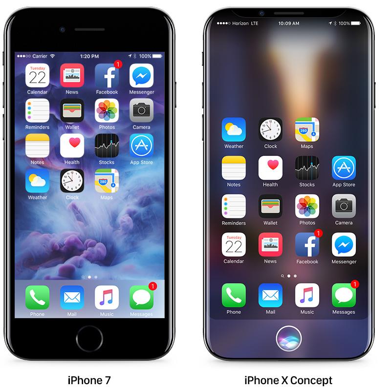 Displays für iPhone 8 bei Samsung geordert