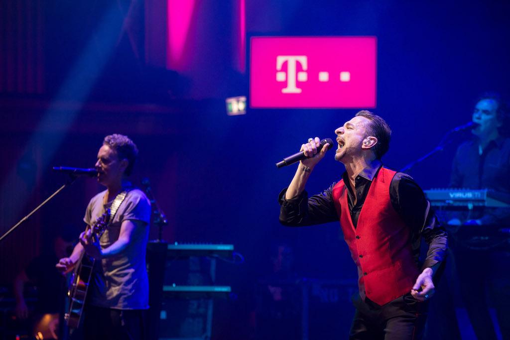 Telekom: Depeche Mode-Konzert bis Ende Juni abrufbar