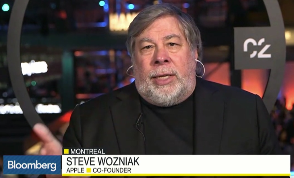 Steve Wozniak: Tesla ist besser aufgestellt als Apple