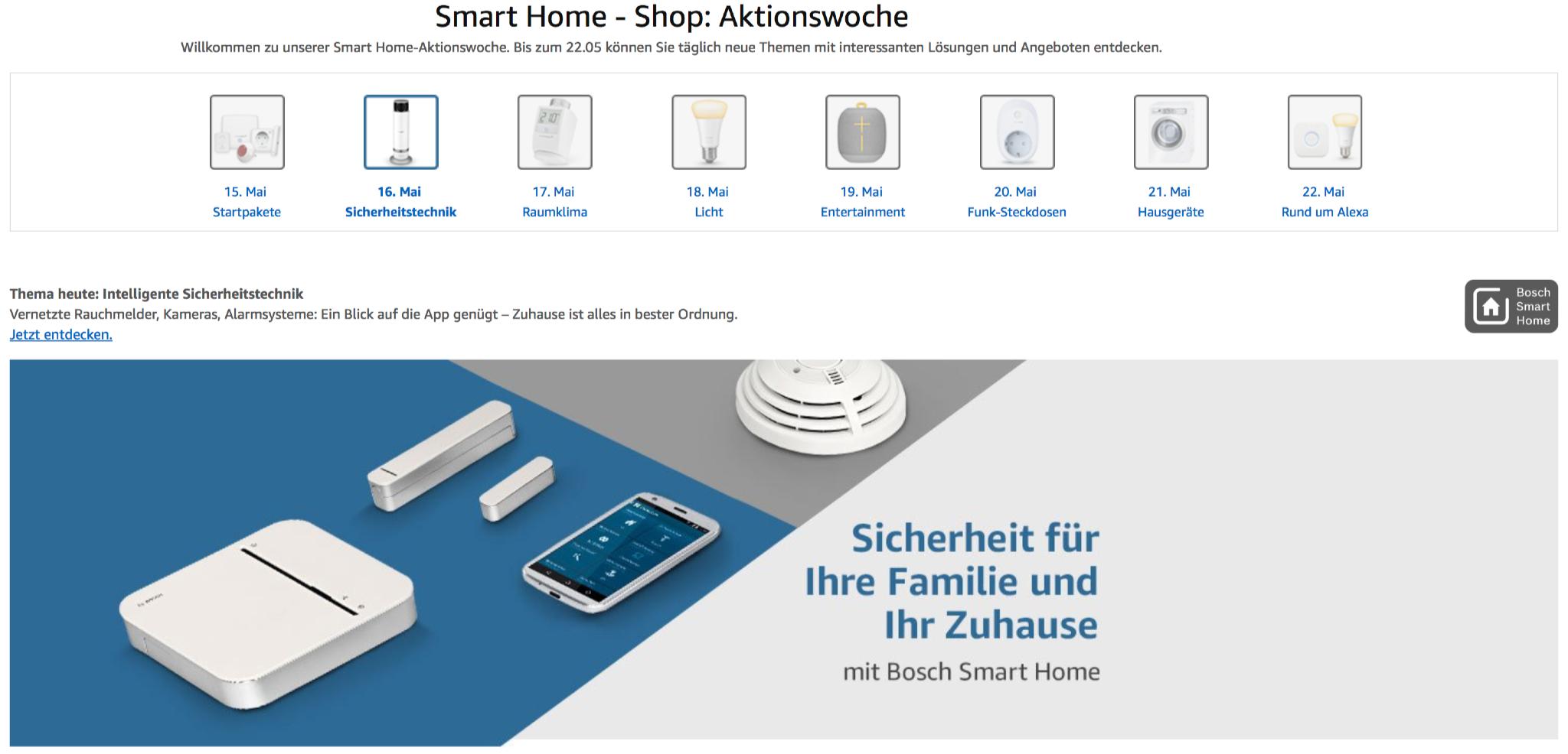 amazon reduziert smart home produkte u a nest kamera elgato eve thermo sicherheitstechnik. Black Bedroom Furniture Sets. Home Design Ideas