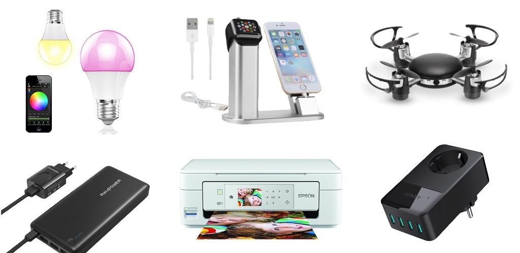 Amazon Blitzangebote: Powerbank, USB-Ladegeräte ...