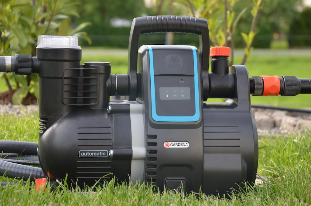 Gardena Smart Pressure Pump Intelligentes Hauswasserwerk Im Test