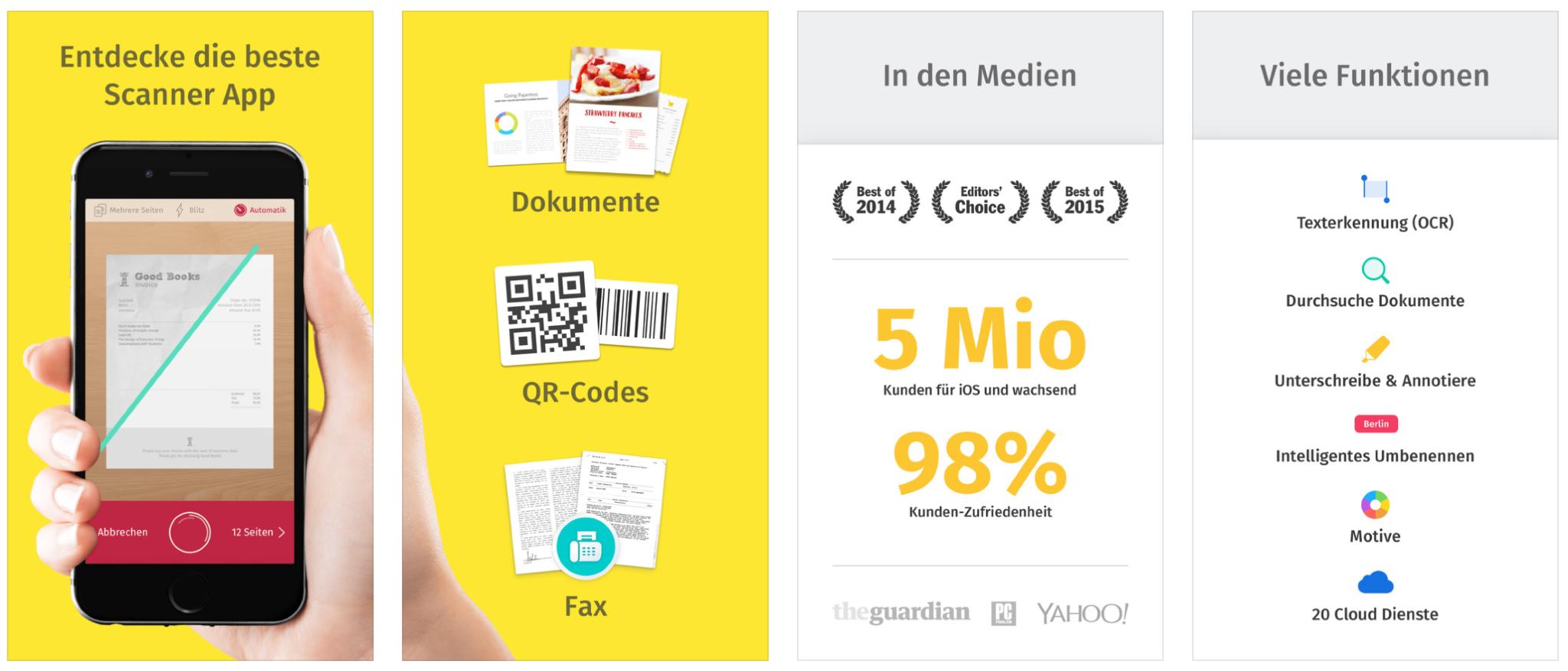 qr code scanner kostenlos