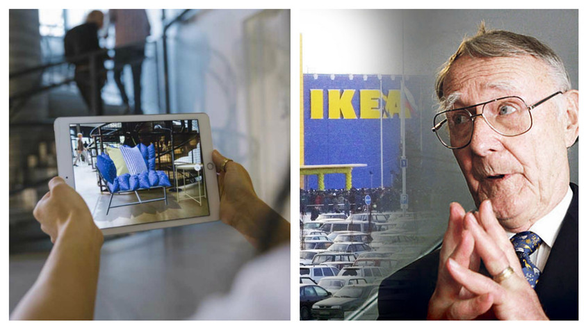 Ikea entwickelt fortschrittliche ar app f r ios 11 macerkopf for Gebrauchte wohnungseinrichtung