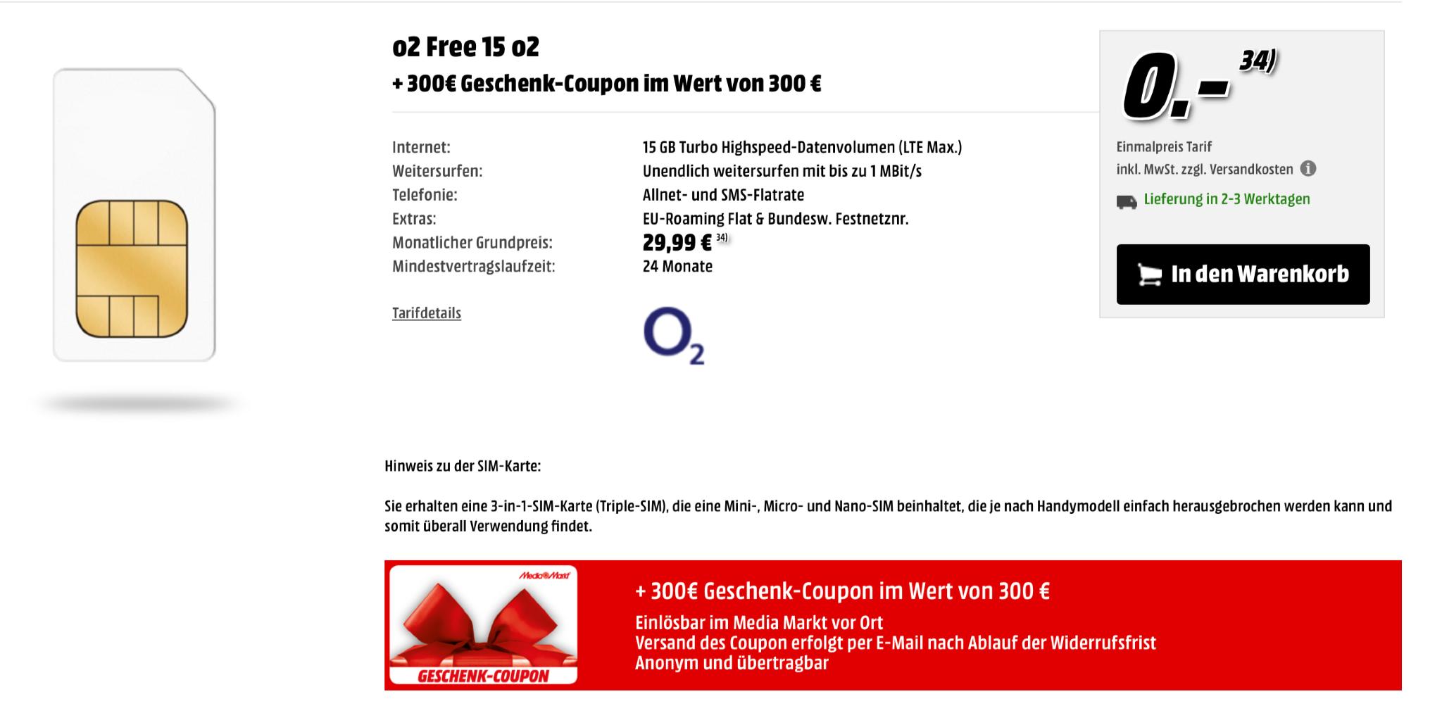 Media Markt Umfrage 750 Euro Gutschein