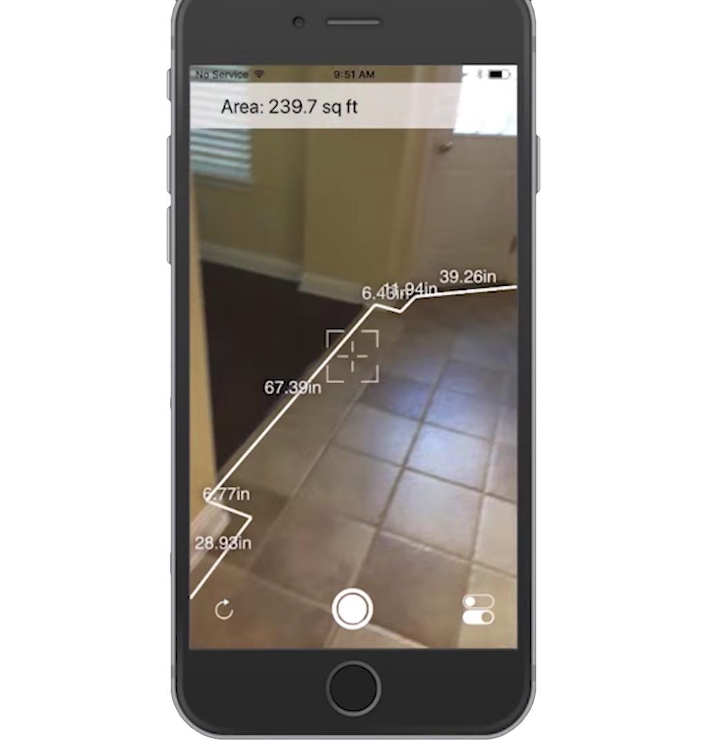Arkit Video Zeigt Raum Vermessung In Augmented Reality Macerkopf