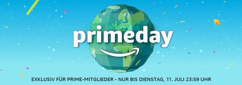 Gutschein Amazon Prime Day