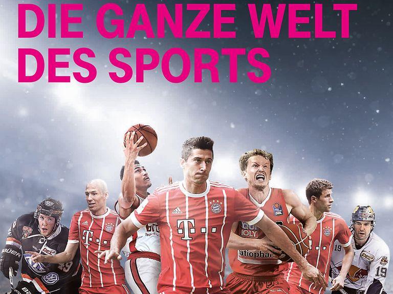 Fußball satt: Telekom erweitert Live-Sport-Angebot