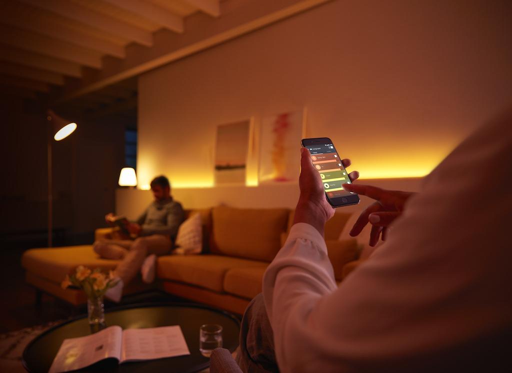 Philips Licht Hue : Philips hue schalter und sensoren werden mit homekit kompatibel
