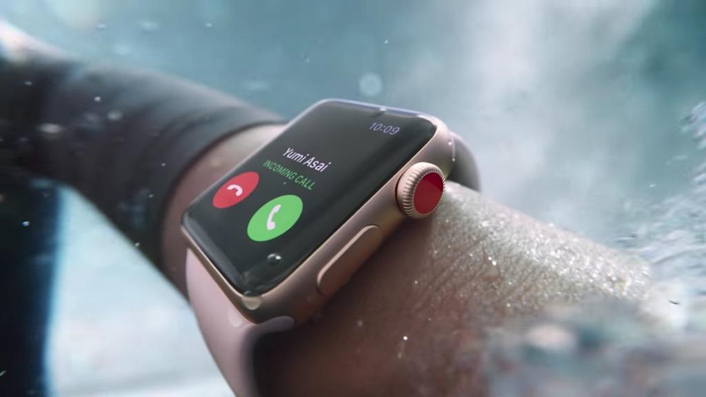 Apple Watch Series 6: verbesserte Konnektivität, Leistung und Wasserdichtigkeit › Macerkopf